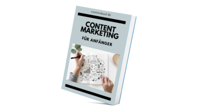 Content Marketing PLR eBook